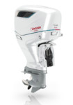 CXO300 white diesel outboard