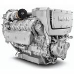 MAN V8 Motor