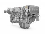 MAN V8 dieselmotor