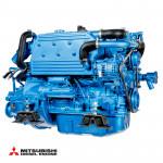 Bild på blå Solé Diesel motor Mini-74