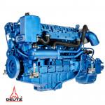 Bild på blå Solé Diesel SDZ-2051 motor