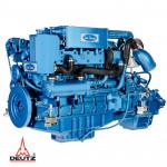 Bild på blå Solé Diesel SDZ-2801 motor