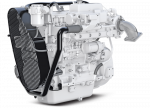 John Deere 4045AFM85 motor till generatoraggregat