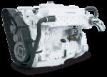 John Deere 6068TFM50 motor till generatoraggregat