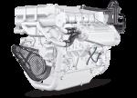 John Deere 6135SFM85 motor till generatoraggregat