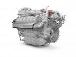 MAN E3262 dieselmotor