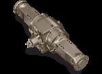 John Deere axle 1600