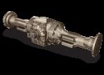 John Deere axle 1200