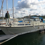 Albin 30 Hyundai SeasAll D170P med ZF backslag