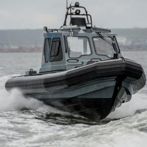 C-RIB 27 Stealth med Hyundai SeasAll S250S - Diesel Power AB