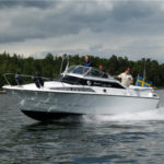Fjord 24 Daycruiser med Hyundai SeasAll S250S med Mercruiser Bravo 3