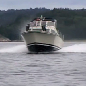 Fjord 27 Cruiser med Hyundai SeasAll S250P - Diesel Power AB