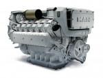 MAN V12 dieselmotor