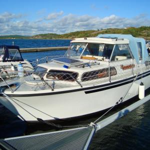 Nimbus 26 med Hyundai SeasAll U125P - Diesel Power AB - marinmotorer