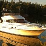 Tresfjord Ultra 343 med 2 st Hyundai SeasAll S250P med VP adapater