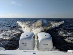 COX motorer från Diesel Power
