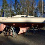 Segelbåt IW 31