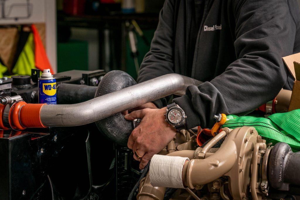 Reparation av dieselmotorer