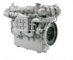 MAN E0836 gasmotor
