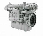 MAN E2876 gasmotor
