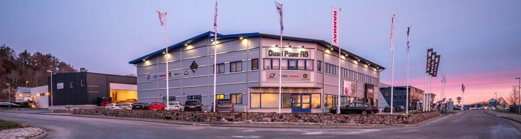 Diesel power kontor Kungsbacka