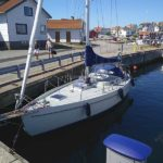 Segelbåt Kaskelot