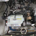 Dieselmotor Hyundai SeasAll installerad i Magnum 28