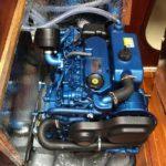 Solé Diesel Mini-33 i en Scanmar 35