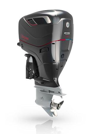 CXO300 Diesel outboard black