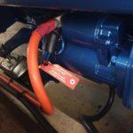 Installation av Solé Diesel Mini-44