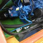 Solé Diesel Mini-44 installeras i segelbåten