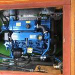 Solé Diesel Mini-44 installerad i en LM 27