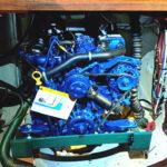 Installation av Sole Diesel Mini-17 motor