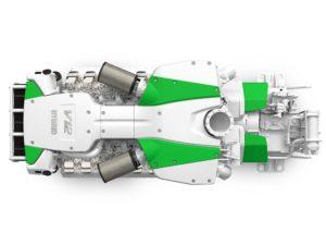 MAN hybrid engines