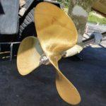Albin ballad propeller